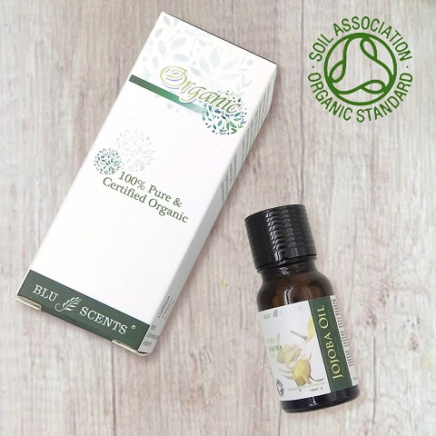 ORGANIC JOJOBA OIL 10ML