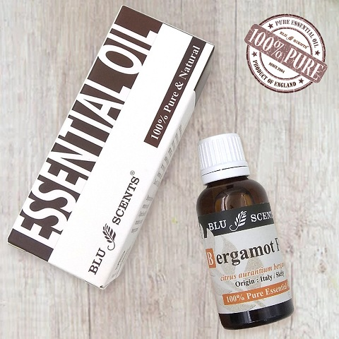 BERGAMOT FCF 30ml Pure Essential Oil