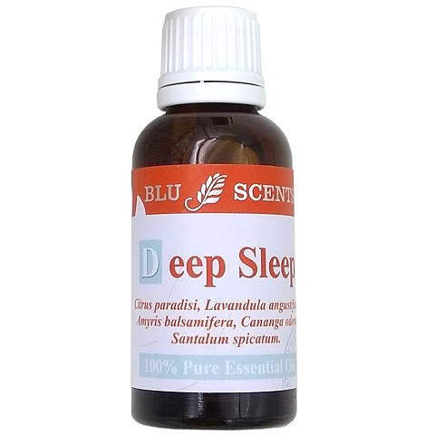 DEEP SLEEP 30ml Pure Essential Oil