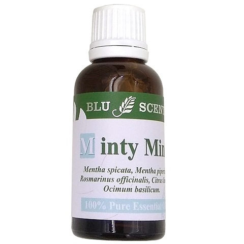 MINTY MIND 30ML PURE ESSENTIAL OIL
