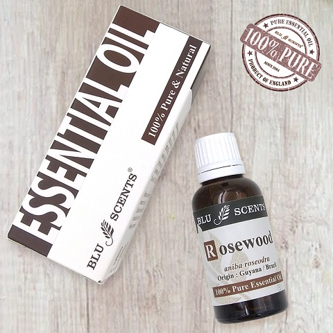 ROSEWOOD 30ml Pure Essential Oil