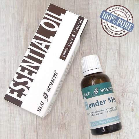 TENDER MIND 30ml Pure Essential Oil