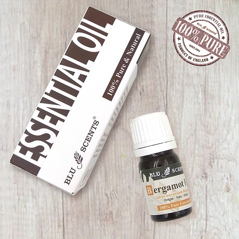 BERGAMOT FCF 5ml Pure Essential Oil
