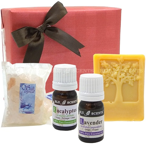 Soothing Bath Gift Set
