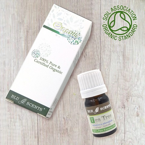 ORGANIC TEA TREE 5ml Pure Essential Oil