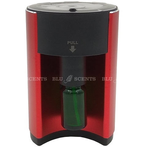 Pure Aroma Nebulising Diffuser Red