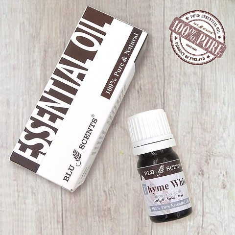 THYME WHITE 5ml Pure Essential Oil