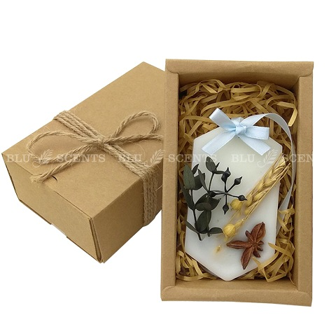 Scented Plant Wax Tablet Craft Candle Wheat